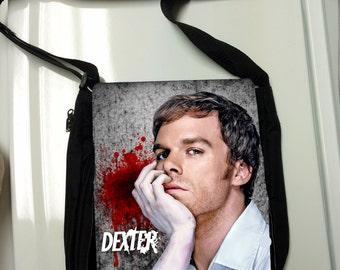 Dexter Inspired  Messenger Bag / Purse