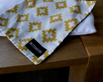 For pillow Maovic aztheque patterned pillow cover
