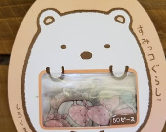 San-x Bear Stickers