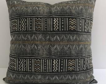 Pillow cover, Throw pillow, Decorative pillow, Tribal pillow, Accent pillow, Cushion cover, Couch pillow, Lumbar pillow, 11 sizes available