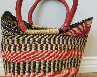 Go Dawgs! - African U-Shopper Basket