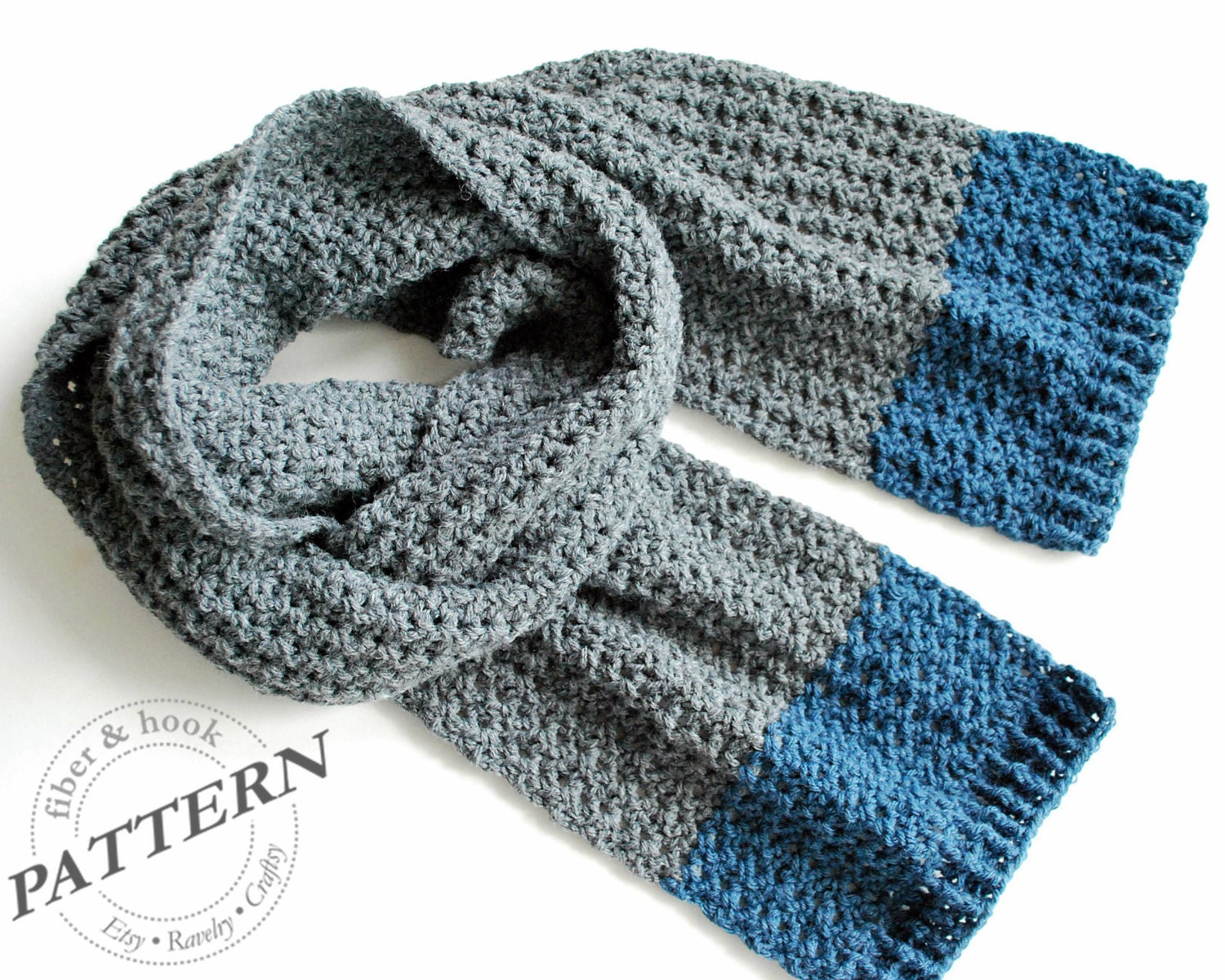 Crochet pattern isle of man scarf crochet scarf pattern zoom bankloansurffo Choice Image