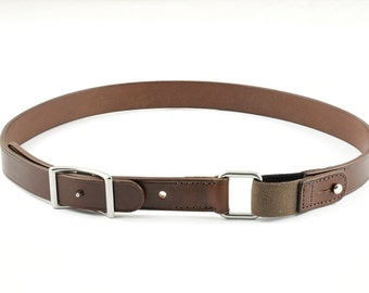 Humane Leather Belt