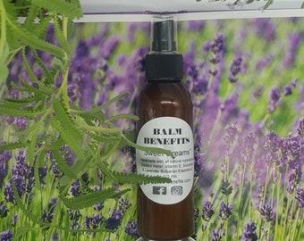Pillow Spray, Pillow Mist, Sweet Dreams, Natural Sleep Spray, Sleepy Time Pillow Spray, Good Night Spray, Lavender Oil Spray, Relaxing Spray