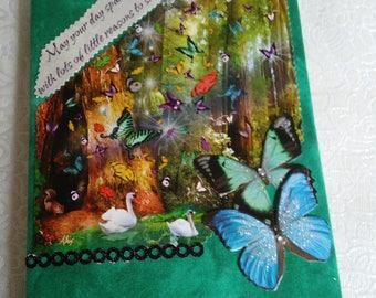 Fabric Designed Journal