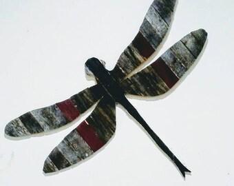 Dragonfly Sea Fence