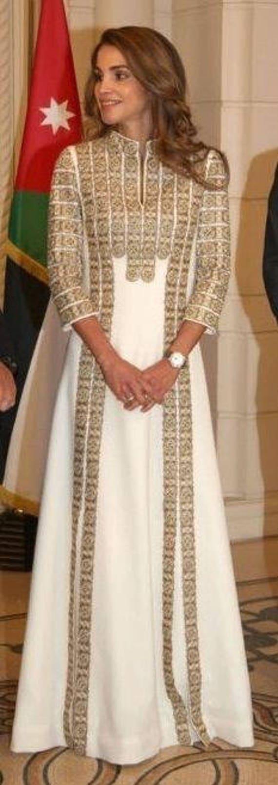Palestine Wedding Dress