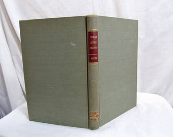Fundamentals of Human Reproduction; McGraw-Hill 1948 Edith Potter, Illustrated Book Health Babies Human Body Nursing First Edition Hardcover