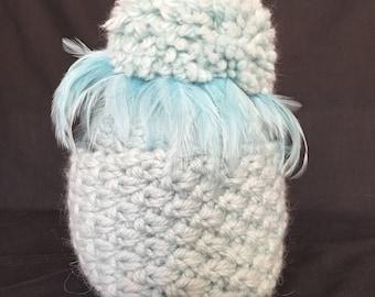Merino Wool with Superfine Alpaca Hat Handmade in Ireland