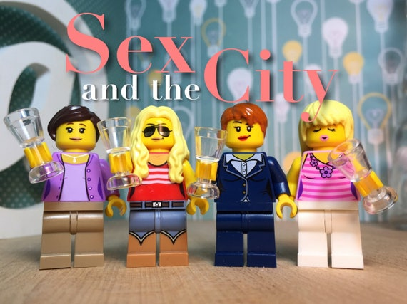 Sex and the city action figures