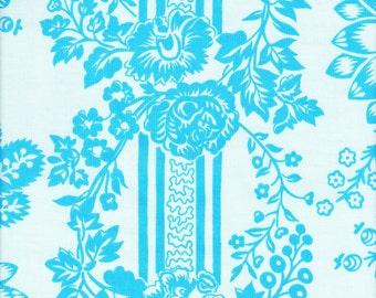 Free Spirit Fabrics Jennifer Paganelli Happy Land Candice in Sky - Half Yard