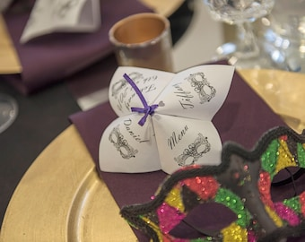 Cootie Catcher Favor