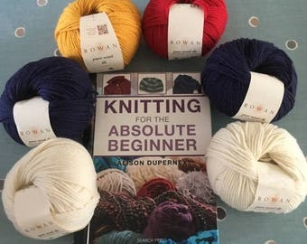 Learning to Knit Kit