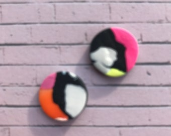 Creative chaos mini studs!!!