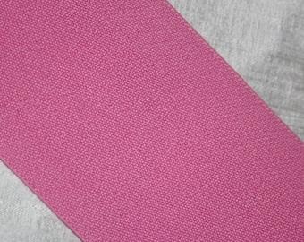 "1 yard bubblegum Pink Hot pink Burgundy 3"" 4"" wide boxer knit waistband elastic"