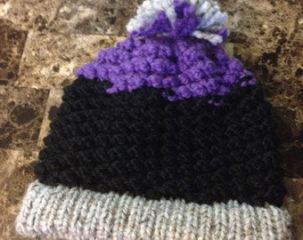knitted touque