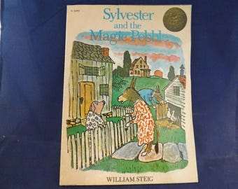 Sylvester and the Magic Pebble Book
