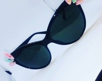 Fancy ladies sunglasses