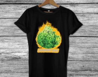 Legendary Bush - Fortnite Inspired Gaming T-Shirt