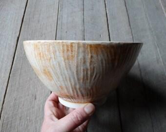 Noodle bowl,  stoneware bowl, Australian made, Australian ceramics, handmade bowl, handmade noodle bowl, ceramic bowl, pottery bowl, bowl