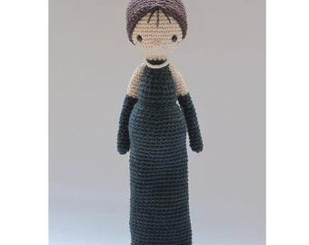 Holly Golightly - Crochet Pattern by {Amour Fou}
