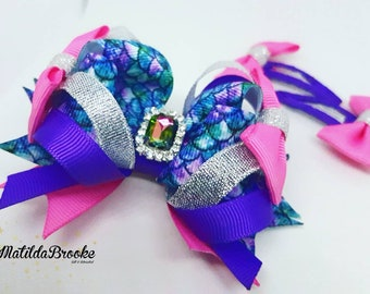 Bling Boutique Hair Bow