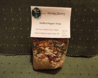 Stuffed Pepper Soup Mix