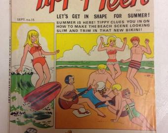Tippy Teen Comics - septembre 1967