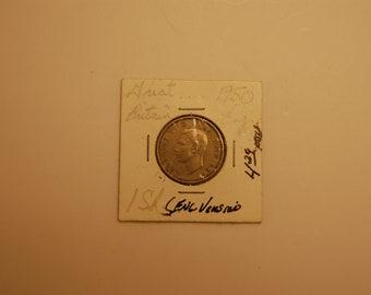 United States Philippine Coin --1/2 Centavo-1904--VG/F