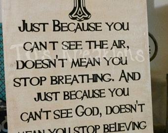 Dont Stop believing In God