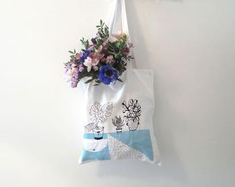 bag cotton Tote bag