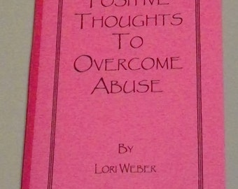 Positive Thoughts To Overcome Abuse