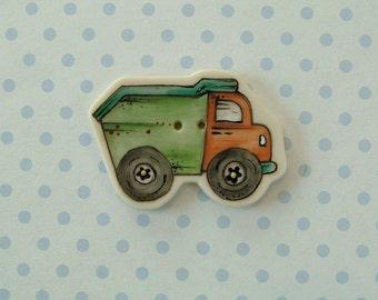 Dump Truck button