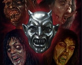 Demons A3 Print