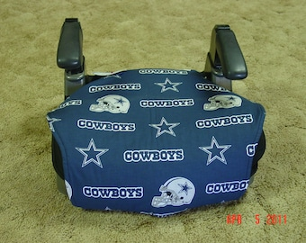 Dallas Cowboy toddler booster seat cover