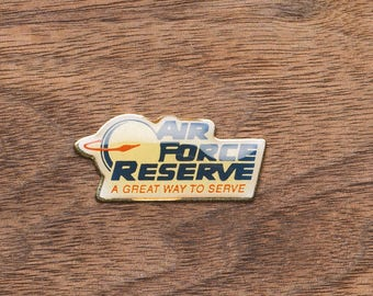 Air Force Reserve Vintage Pin