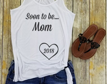 soon to be mom 2018, preggers shirt, pregnancy announcement shirt, worth the wait, coming soon reveal, birth announcement, maternity tee