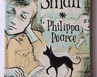 A Dog So Small by Philippa Pearce - vintage children's Puffin paperback