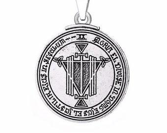Sun Pentacle Amulet