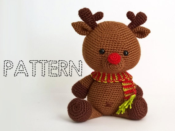 Amigurumi Reindeer Free Pattern : Amigurumi cuddle me lion free pattern amigurumi free patterns