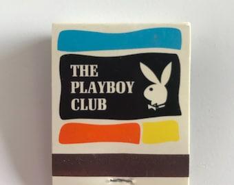 1960's The Playboy Club Matchbooks