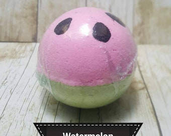 Watermelon Bath Bomb
