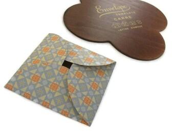 Petal Wooden Envelope Template