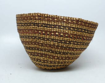 Vintage Klamath Basket - Klamath Basket - Native American Basket - Indian Basket