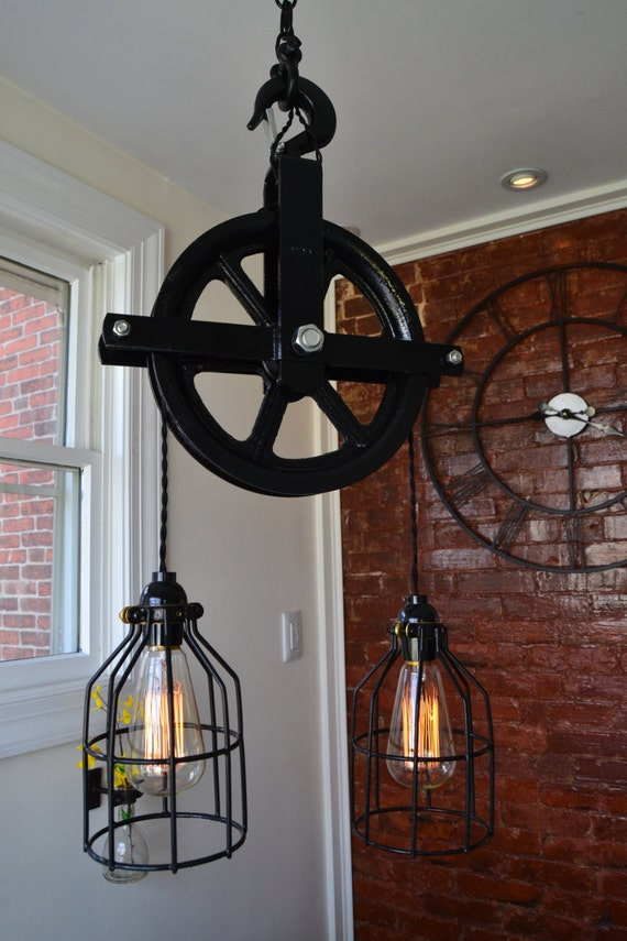 Very best Industrial Pulley Light Barn Pulley Light Industrial Light XE98