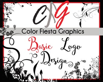 BASIC logo design  - 2 sample concepts with one round of UNLIMITED complimentary edits