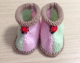 Baby Beetle Boots