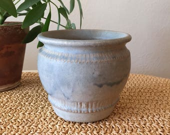 Light Blue Planter