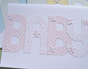 Baby Shower Cards - Welcome Baby Cards - Baby Shower Invitations - Baby Girl Cards - Baby Boy Cards - Gender neutral Cards - blc