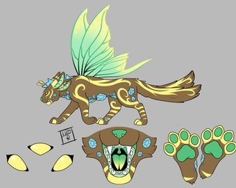 Golden Fairy Erthra Adopt